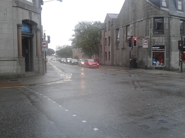Bald steht Schottland komplett unter Wasser…