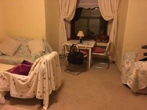 Zimmer von Madeleine