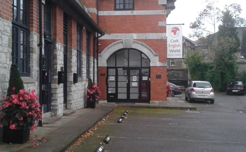 Internship in Cork – Die erste Woche in der Sprachschule
